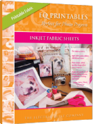 EQ Printables - Printable 100% Cotton Fabric